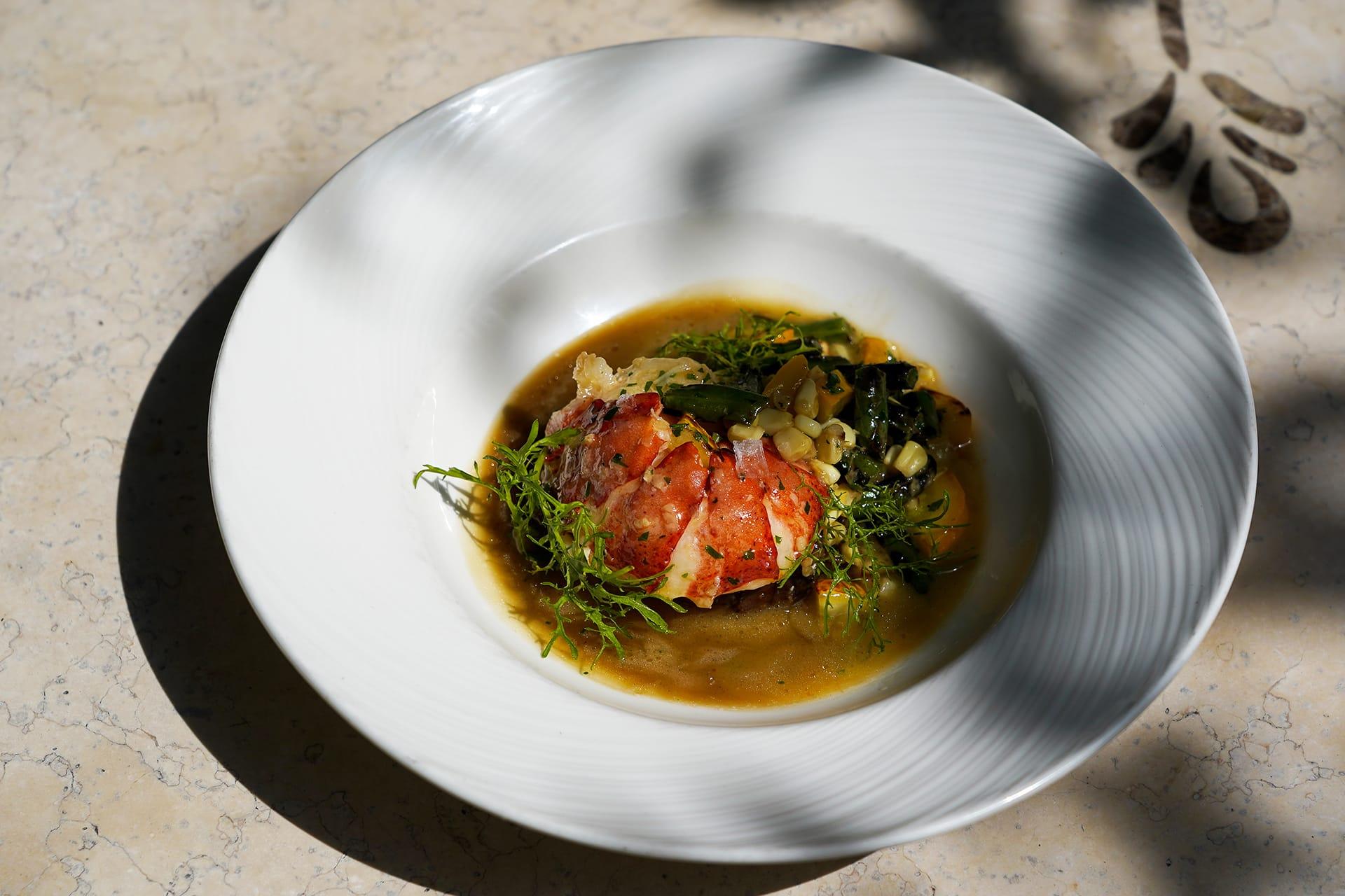 Branzino-Philly-Lobster