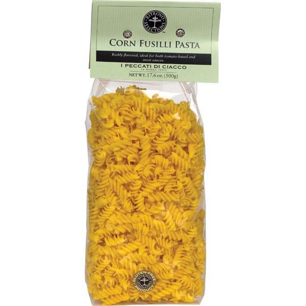 Corn-Fusilli-Pasta-Branzino-Market