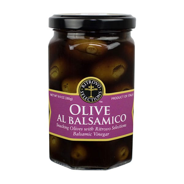 Olives-in-Balsamic